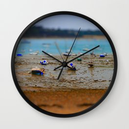 Miniatures Wall Clock