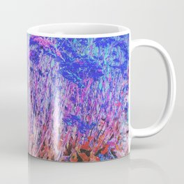 Seedum and Turquoise Coffee Mug