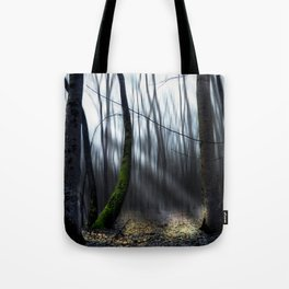Searching the light Tote Bag