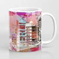 berlin Mugs featuring Berlin  by LebensART