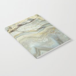 White Agate Notebook