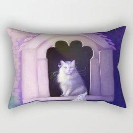 Catpunzel Rectangular Pillow