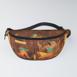 Ancient Egyptian Gods Fanny Pack