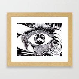 Abstract_3 Framed Art Print