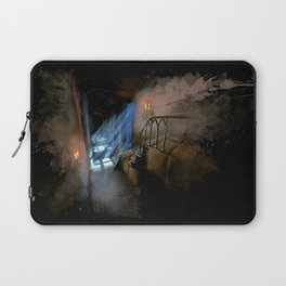 Castlevania: Vampire Variations- Hall Laptop Sleeve