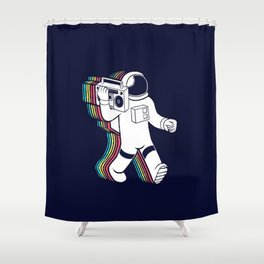 The Sound Of The Space Shower Curtain
