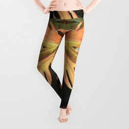 Leaf Study 2 Leggings