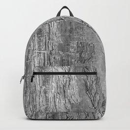 Got Wood - Black and White Backpack