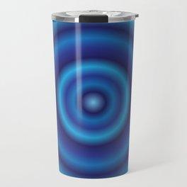 water circle Travel Mug