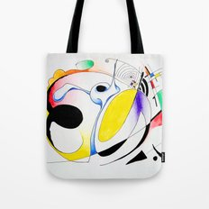 Shapes-1 Tote Bag