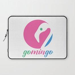 Gomingo Circle Logo Laptop Sleeve
