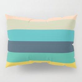 Colorful Timeless Stripes Totetsu Pillow Sham