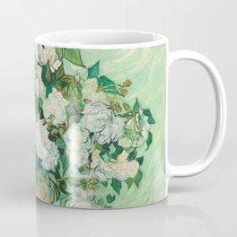 Roses, Vincent Van Gogh Coffee Mug