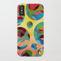 modern vampires of art history iPhone & iPod Cases featuring modern art by mark ashkenazi