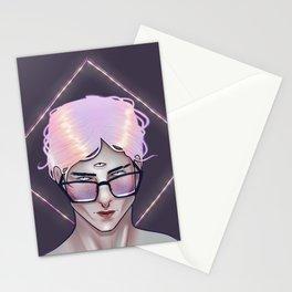 The Portent of Prodigy Stationery Cards