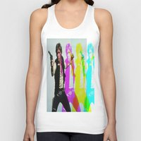 han solo Tank Tops featuring Han Solo by Iotara