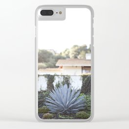 Big Mama Agave Clear iPhone Case