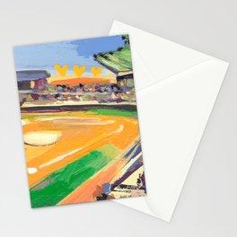 LSU Softball Stationery Cards