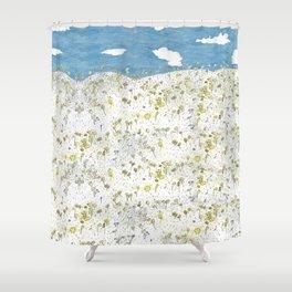 Mount Louisa Shower Curtain