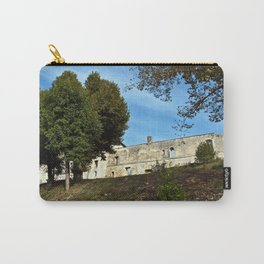 Abbey in south-west of France Carry-All Pouch