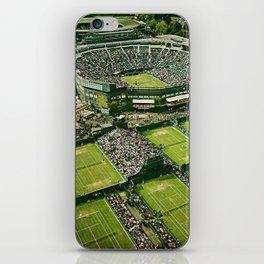 Wimbledon Tennis iPhone Skin