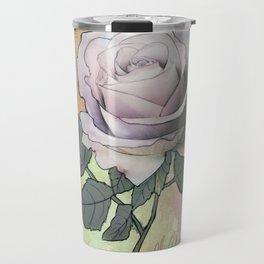 Memory lane rose Travel Mug