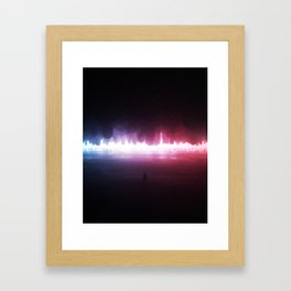 The Welcoming Committee Framed Art Print