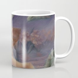 Fairy with Butterfly Wings Coffee Mug