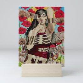 Skin Deep Mini Art Print