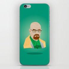 Walter H. White iPhone & iPod Skin