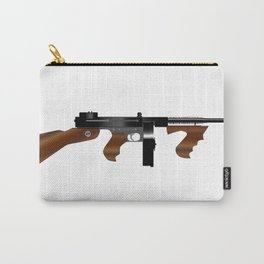 Tommy Gun Carry-All Pouch