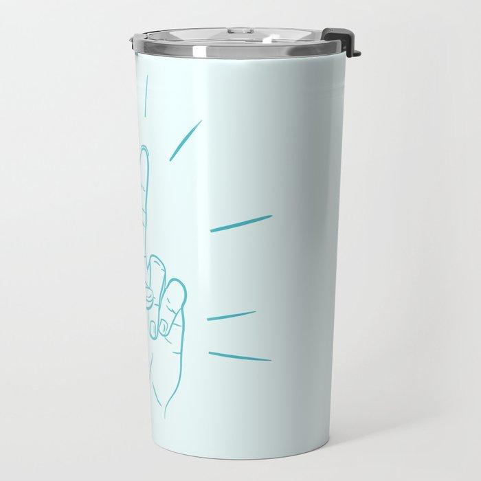 DEUCES Travel Mug