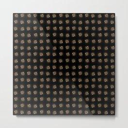 Abstract 17 001b Metal Print