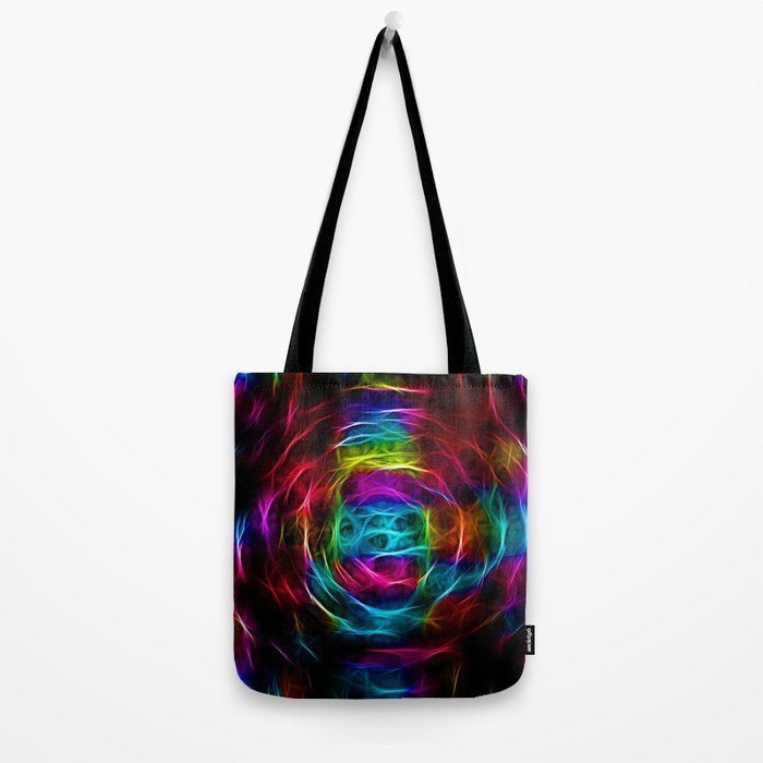 Abstracts in Color No 1, 2019 Tote Bag