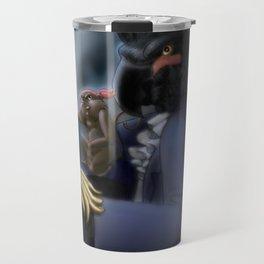 Captain Blackbeak Travel Mug
