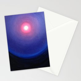Once Upon A Blue Moon Stationery Cards