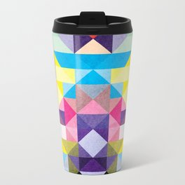 The end is the beginning 1/3 Metal Travel Mug
