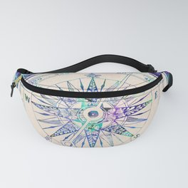 Follow Your Own Path Fanny Pack