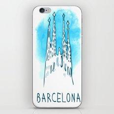 Barcelona 02 iPhone & iPod Skin