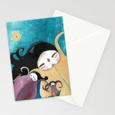 Sleeping Bhoomies Stationery Cards