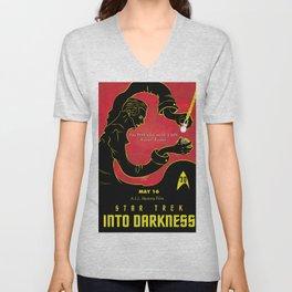 Star Trek into Darkness Unisex V-Neck