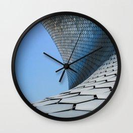 Geometría sensorial Wall Clock