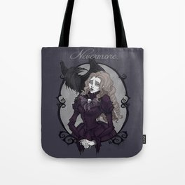 Lenore Portrait Tote Bag
