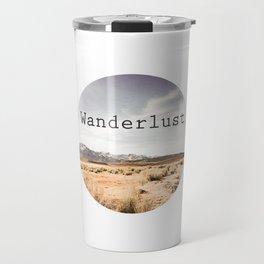 Californian Wanderlust Travel Mug