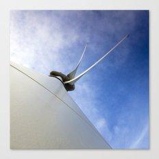 Energie Canvas Print
