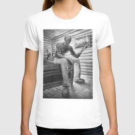 Bedfellow (Queequeg) T-shirt