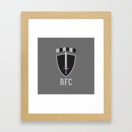 OAKFC (English) Framed Art Print