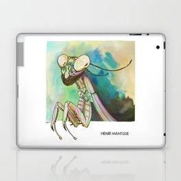 Henri Mantisse Laptop & iPad Skin