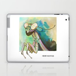 Henri Mantisse Laptop & iPad Skin