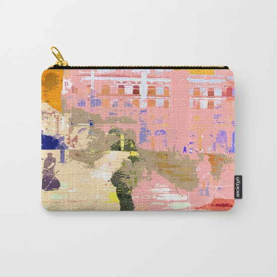 Town Hall Square Carry-All Pouch